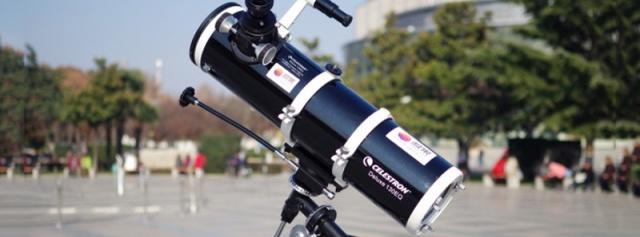 观星打鸟的神器,搭配单反秒变超长焦镜头 — 星特朗天文望远镜评测 | 视频