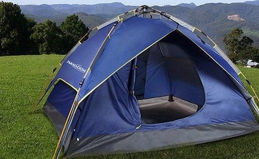 凯速野营沙滩露营套装:帐篷、吊床一应俱全,功能多样满足露营所需