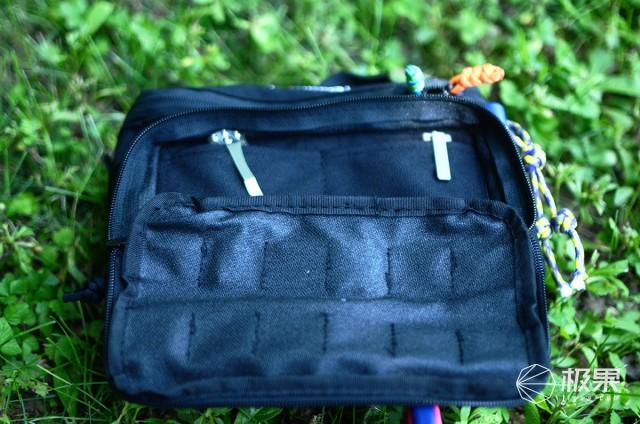 收纳整齐,携带方便-纳丽德V30收纳包测评