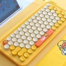 明明可以靠脸吃饭,这款键盘却要去装萌!- 洛斐圆点蓝牙机械键盘体验
