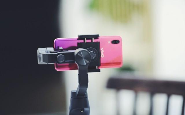 魔爪mini-mi稳定器,让智能手机更专业更好玩