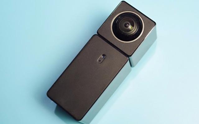 720°监控无死角,199元太给力 - 小米双摄全景摄像头测评