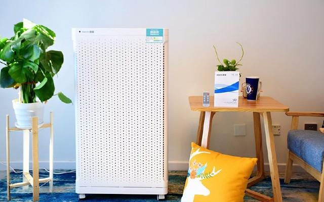 易度FUU空气净化器最全面评测——为何说它简单粗暴?