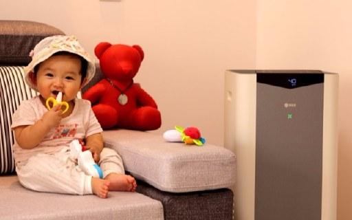 快速净化室内空气,带给宝宝一份健康的呵护 — 352 X50空气净化器评测