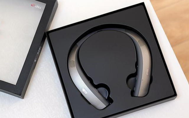 有线无线之间自由切换,是耳机还是音箱 — LG 颈挂式蓝牙耳机HBS-W120体验 | 视频