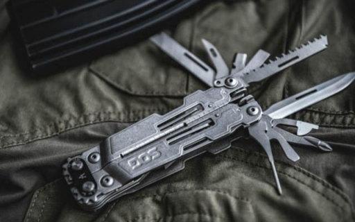 随身携带可以揣兜里的工具箱,SOG PA2001-CP多功能工具钳测评