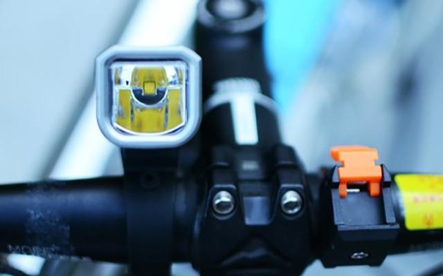 快拆直充截止线,超强续航护夜骑,Fenix BC25R骑行车灯测评