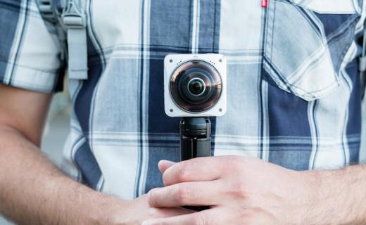 360度全景4K拍摄!柯达发布新款全景相机