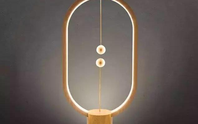 万物相平衡的奥妙竟隐藏在一盏家居灯中