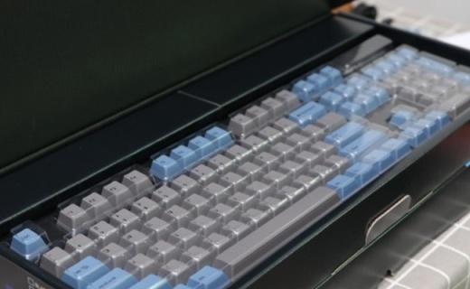 退烧?不如继续发烧! 再尝顶级红轴手感 leopold键盘