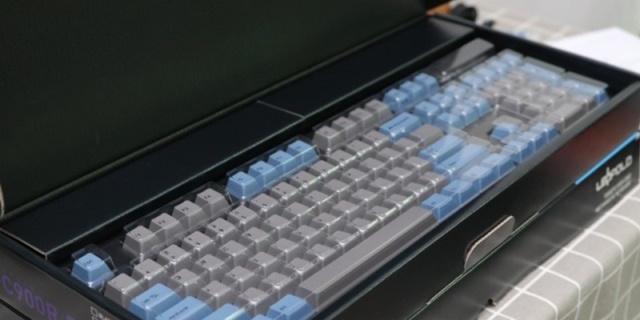 退燒?不如繼續發燒! 再嘗頂級紅軸手感 leopold鍵盤