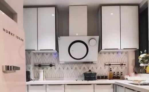 搞得定空气污染,灭得了油烟异味,这款高颜值净化专家堪称厨房尤物