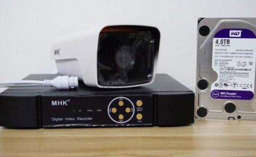 西数硬盘搭配明宏凯摄像头,打造楼房安全监控系统