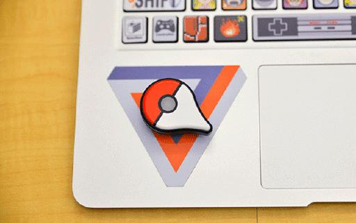 Pokemon Go配套手环,不用手机就抓小精灵