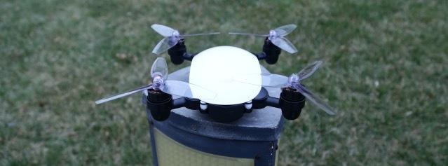 视频 | 能装进背包的小型无人机,小白都能轻松玩转