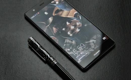 华为P9 Plus手机:徕卡双摄镜头成像出色,3400毫安电池耐用持久
