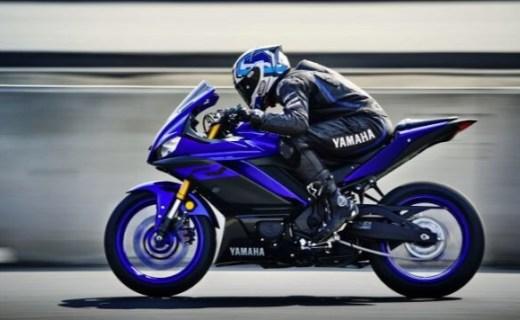 超帅!雅马哈推出新款赛车摩托YZF-R3