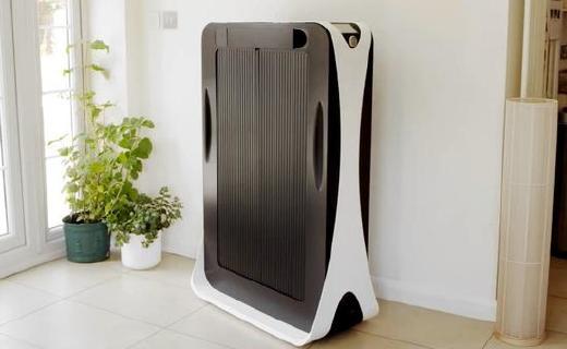 英国自动熨烫干衣机,省时省力一键操作