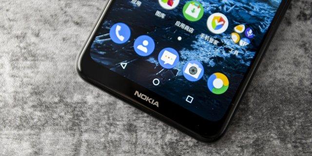 iPhone年度备胎!诺基亚 X5首发评测:千元价格,双倍快乐