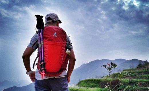 多特福特拉多功能背包测评,徒步背包也可微风拂背