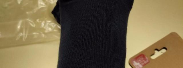 赛乐美丽诺羊毛袜试用