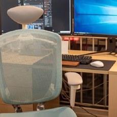"""这把""""无间道""""椅凭什么敢卖到过万 - 冈村Contessa2代测评"""