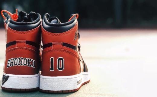 """AJ 1 """"Bred""""定制发售:穿在脚上的樱木花道"""