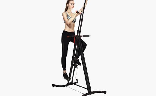 凯速NA02-1登山机:5档模式健身减脂,加粗钢材牢固安全