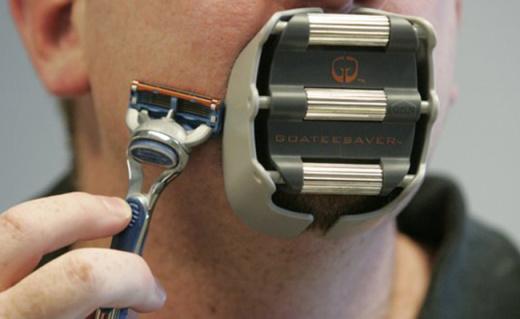 有了这个修剪器,2分钟搞定帅气逼人的山羊胡