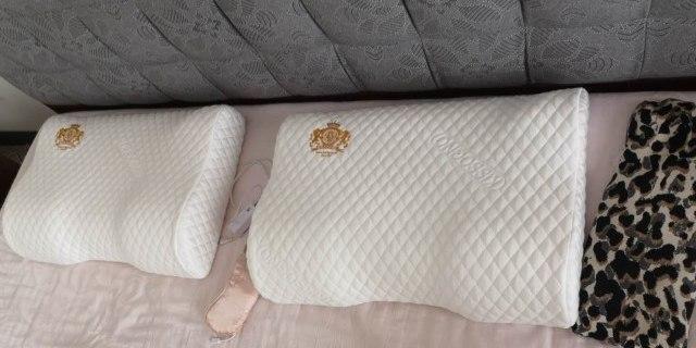 绮眠塔拉蕾物理发泡乳胶枕刷新你的深度睡眠时长
