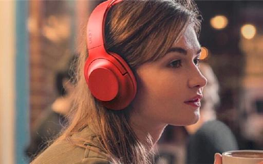 外形亮骚,音质超好,索尼大法的耳机为你赚足回头率
