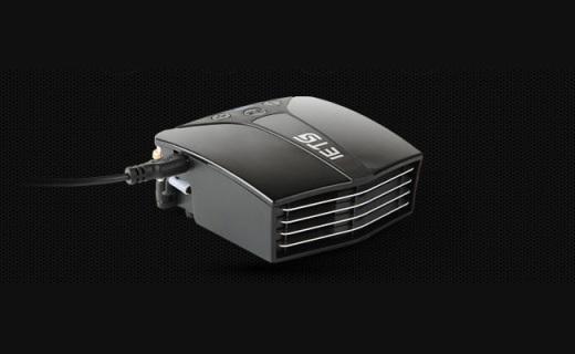 IETS笔记本散热器:体积小好携带,完美解决散热问题