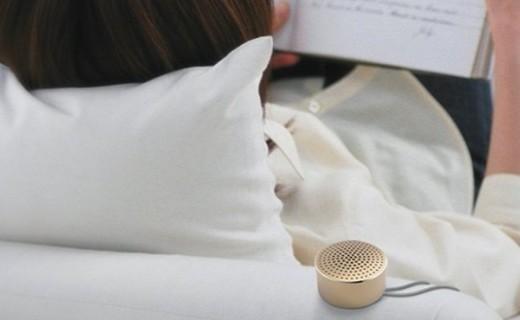 小米随身Mini无线蓝牙音箱:金属外壳细腻手感,小巧身型出色音质