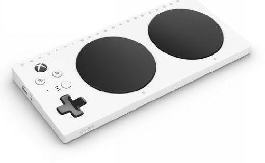 """微软推出Xbox自适应控制器:方便""""残障人士""""使用"""