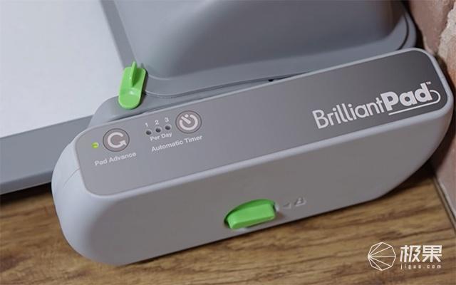 BrilliantPad铲屎机
