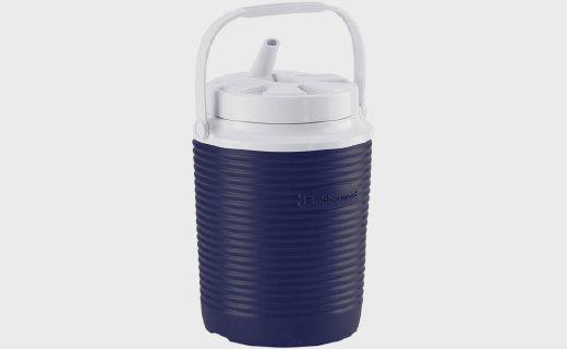 乐柏美1560保温桶:美国原装进口,泡沫充填保温保冷持久