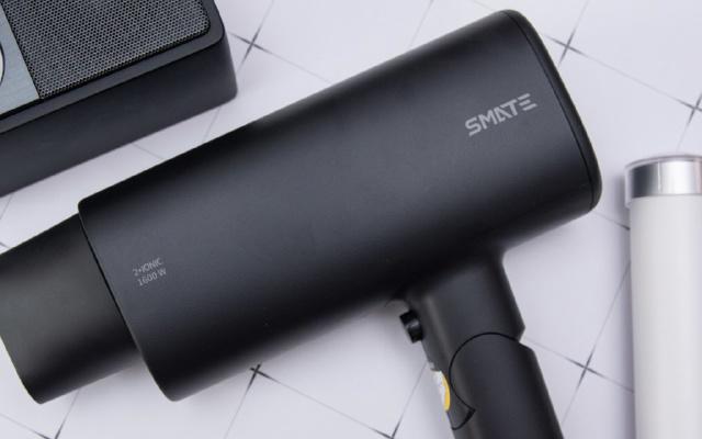 大功率便携吹风机新选择,性价比超高,须眉SH-A162吹风机测评