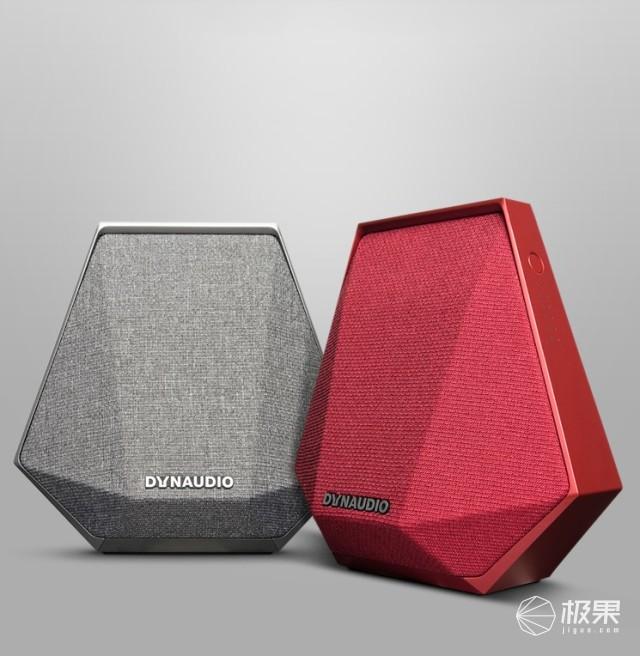 丹拿(Dynaudio)Music1无线蓝牙音箱
