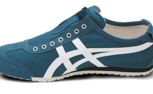 鬼塚虎中性款休闲鞋:经典款式舒适休闲,弹性鞋背贴合脚部