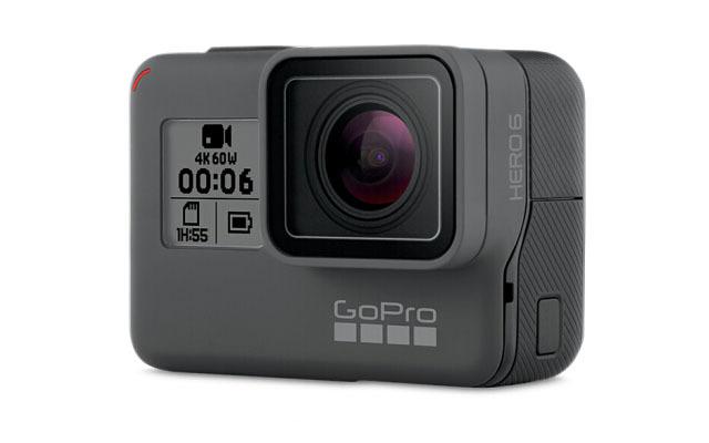 户外 - GoPro HERO 6 Black 运动摄像机