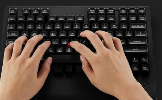 ThinkPad小红点手工机械键盘开售:稀有Cherry绿轴,全球限量100套