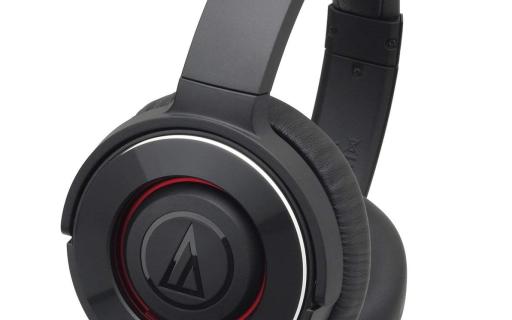 铁三角头戴式耳机:3mm大尺寸单元低音澎湃,铝制耳罩