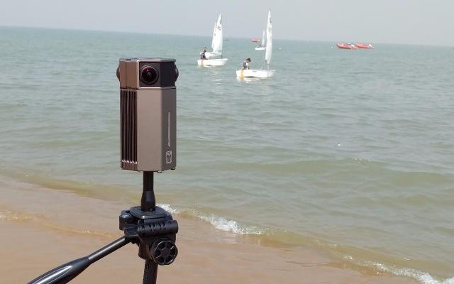 4K全景、VR大片轻松拍摄,有了它我瞬间变身摄影大师