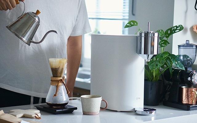 科勒KH100:一杯醇香咖啡从一杯好水开始