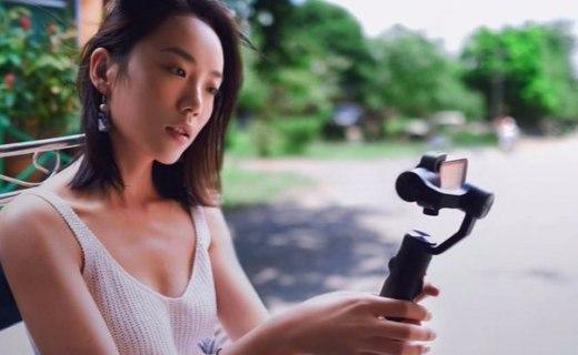 米家小相机推多款配件,三轴手持云台只卖699!