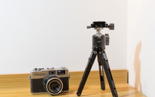 KAKAFOTO三脚架体验:随身便携,我的拍片利器 | 视频
