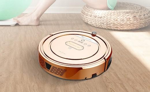 Proscenic扫地机器人:智能清扫不偏航,房间死角不遗漏