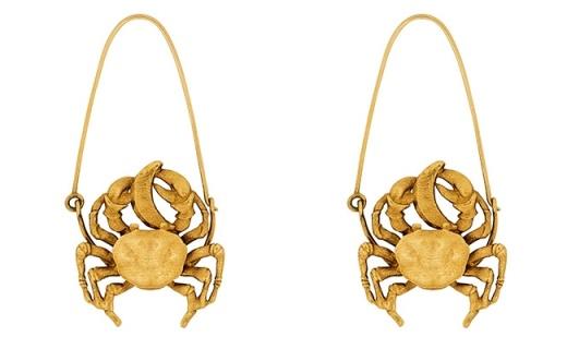 纪梵希推出系列饰品,十二星座装点你的美