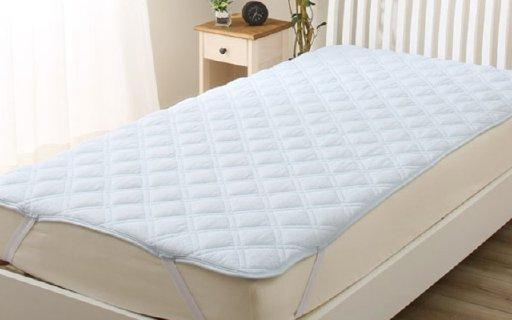 尼达利冷感床垫:冰凉触感可替代凉席,吸水速干