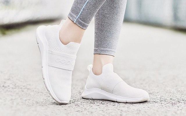 咕咚智能健步鞋